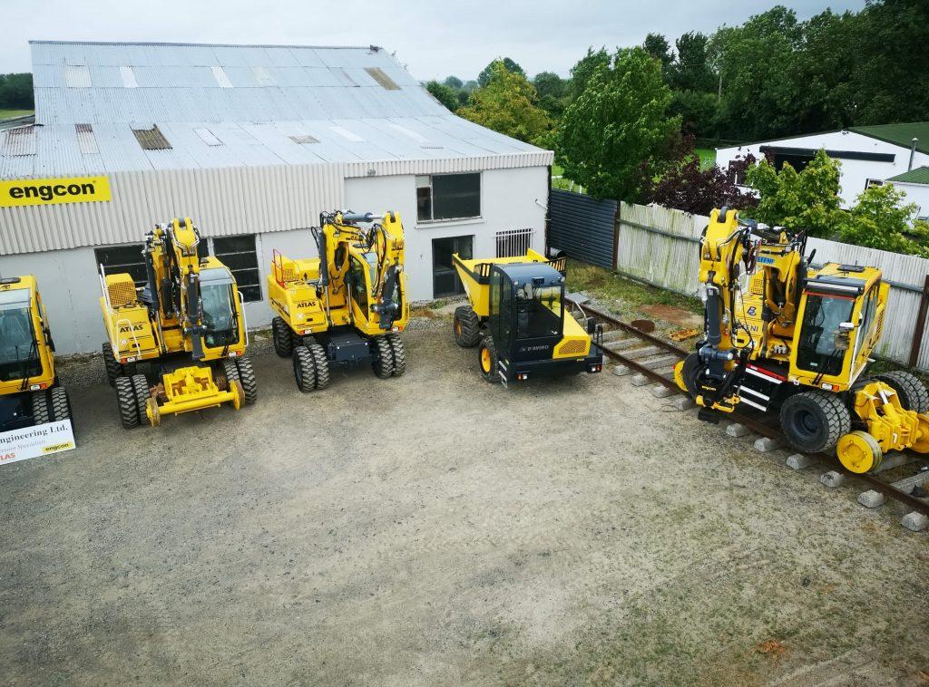 Peter Hanlon Engineering Ltd. Machines
